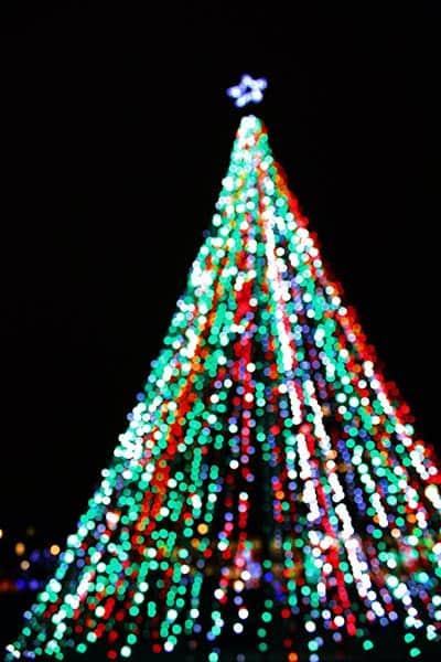 branson christmas light tours